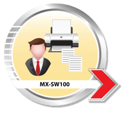 Sharp-Mxsw100-logo