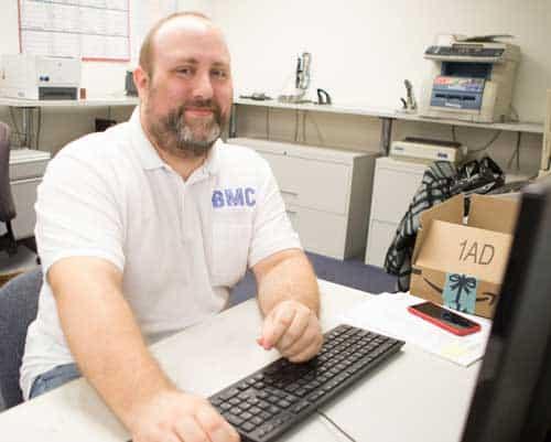 Contact experts at BMC