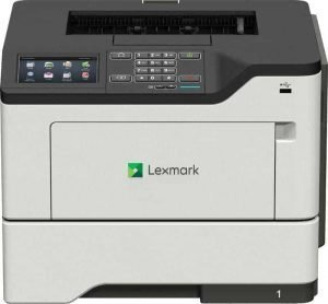 BW Network Printer